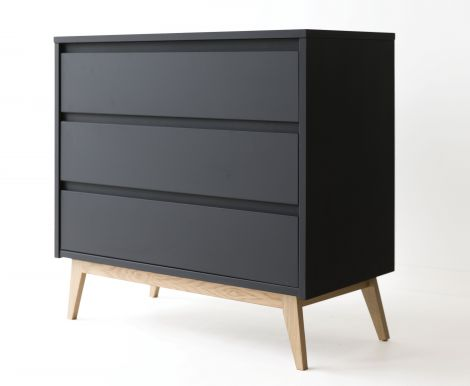 Commode Pure - noir