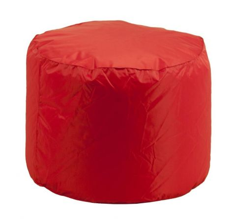 Pouf Optillon - rouge