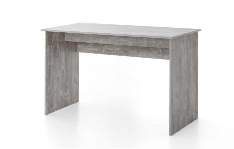 Table de bureau Maxi-office 125cm - béton