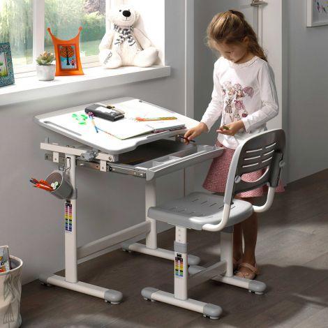 Bureau enfant Comfortline 201 - gris