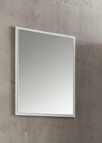 Miroir de salle de bains Benja - blanc