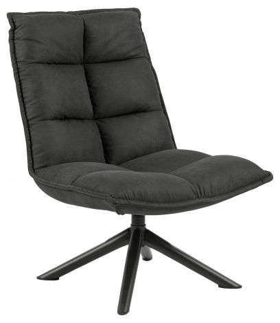 Fauteuil Stanlee - anthracite