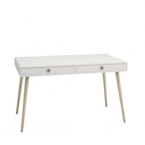 Bureau Linz 130cm - blanc