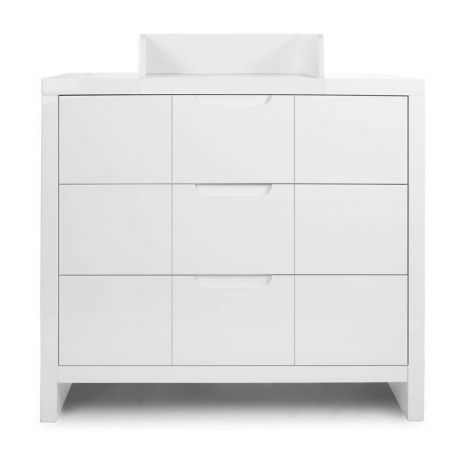 Commode Quadro White