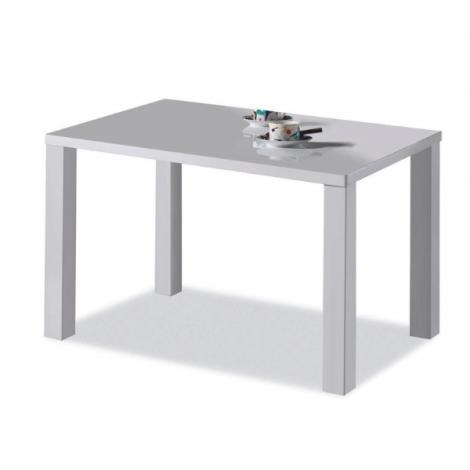 Table Elisa 140x80 cm - blanc