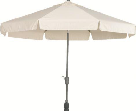 Parasol Toledo ø 350cm - écru