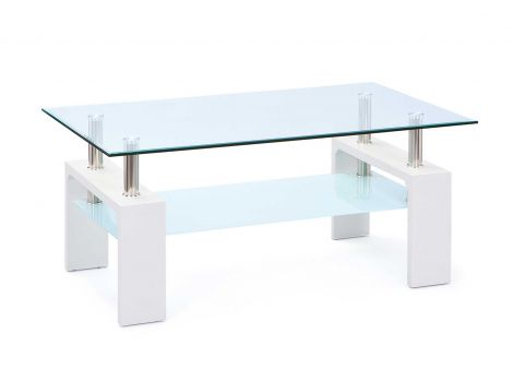 Table basse Alva - blanc