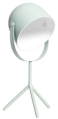 Lampe de bureau Flexa Monty - vert menthe