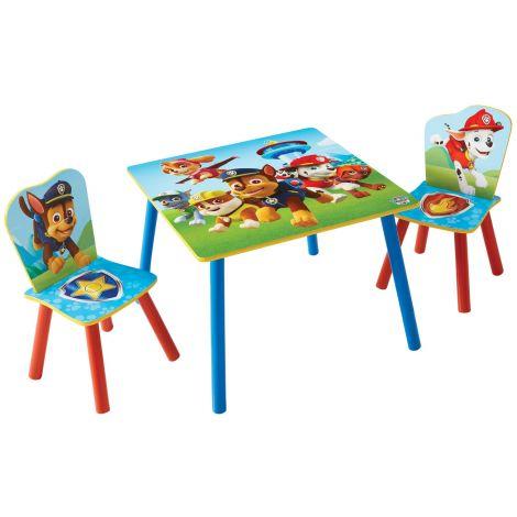 Table et chaises d'enfant La Pat' Patrouille