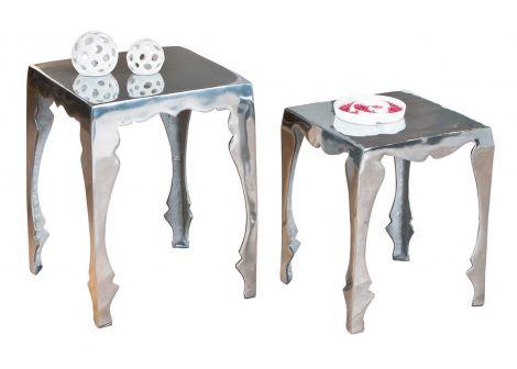 Lot de 2 tables d'appoint Solta