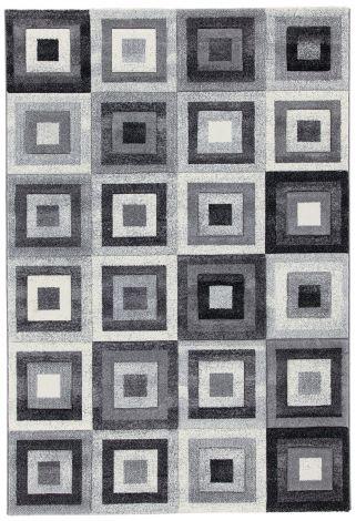 Tapis Gioia A 200x200 - gris