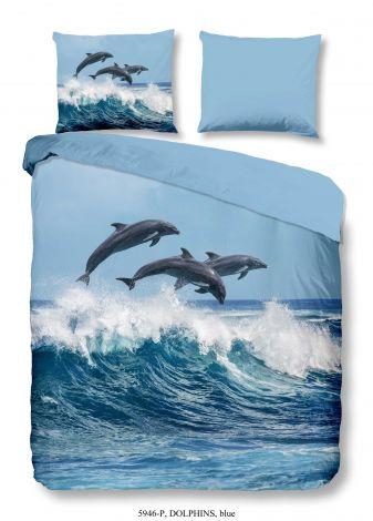 Housse de couette Dolphins 200x220
