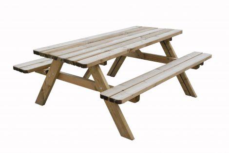 Table de pique-nique Oslo 177cm