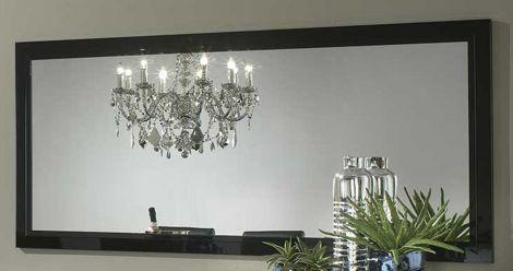 Miroir Roma 180 cm - noir