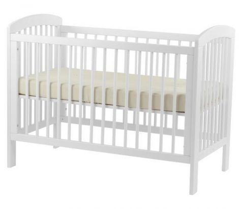 Lit bébé Sophie 2 - blanc