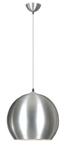 Suspension Penta Aluminium Ø28cm - 60w E27