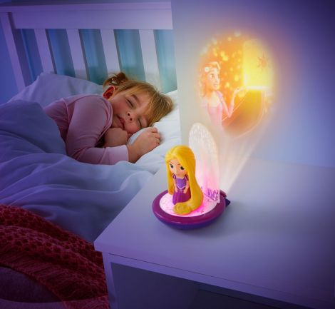 Veilleuse Disney Princess Raiponce