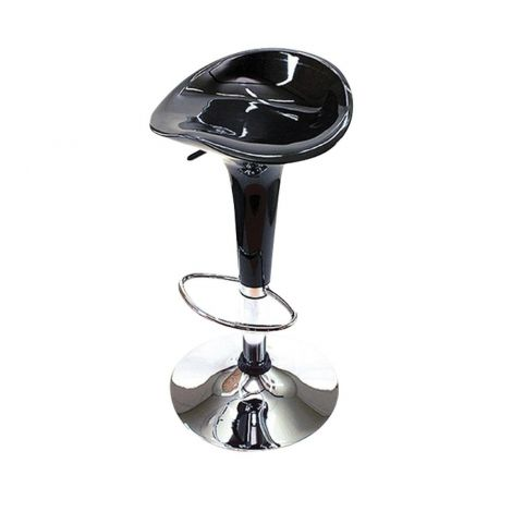 Tabouret de bar 'Elvis' Noir - Set de 2