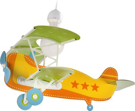 Suspension avion Baby Plane Orange