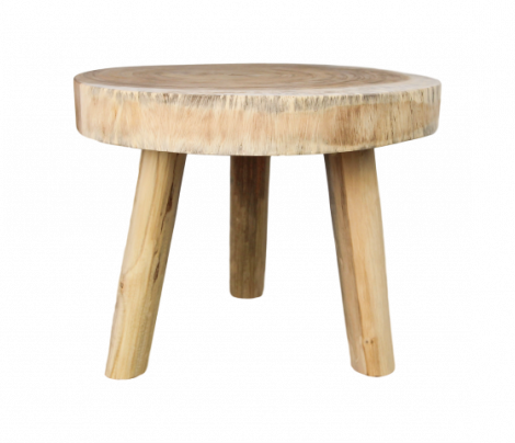 Table basse Diskur ø40cm ronde - munggur
