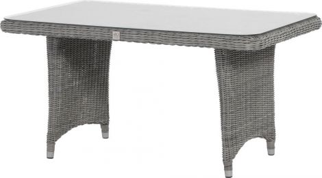 Table de jardin Indigo Rock 140x90cm