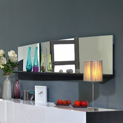Miroir Eloa 159cm avec tablette