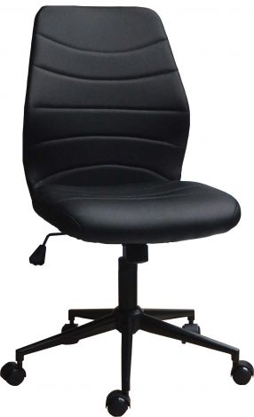 Chaise de bureau Ronda - noir