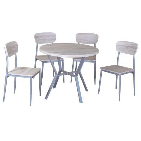 Table et chaises Rouen