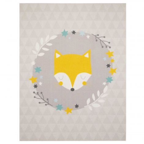 Tapis enfant Sleepy Fox