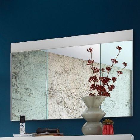 Spiegel Allan 89 cm - wit