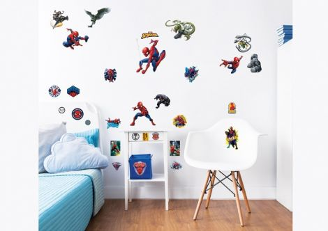 Stickers muraux Spider-Man