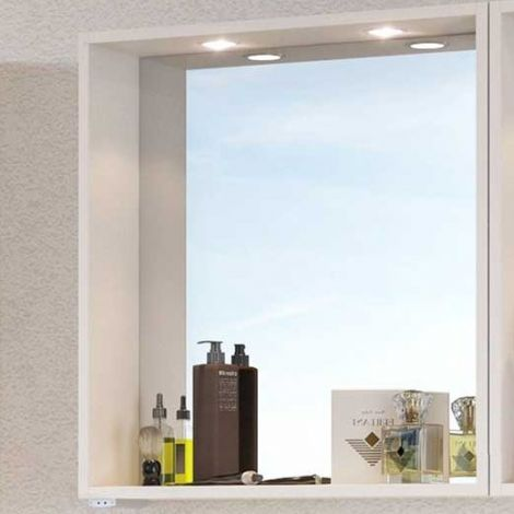 Miroir Dasa 60cm - blanc