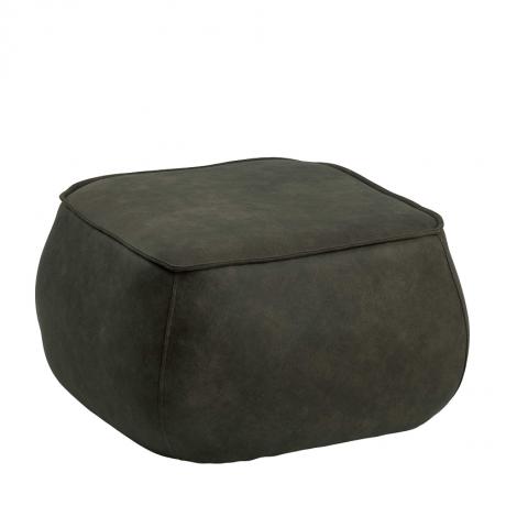 Pouf Mirza 60x60 - vert olive
