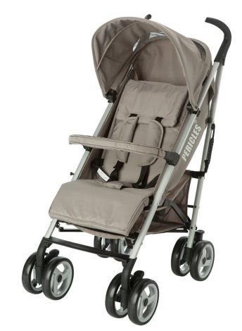 Poussette-canne Sporty - taupe