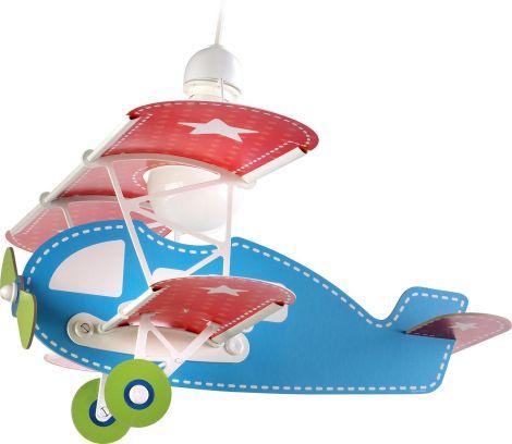 Suspension avion Baby Plane Blue