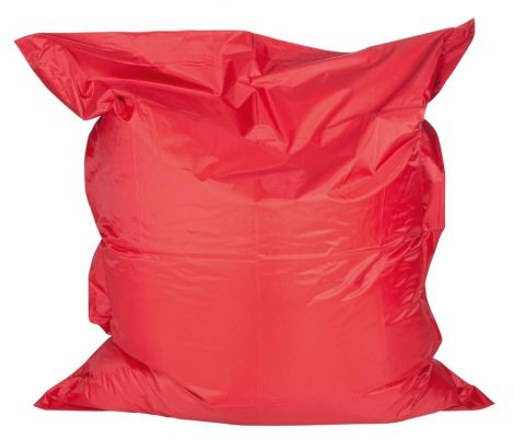 Pouf Optilon rouge