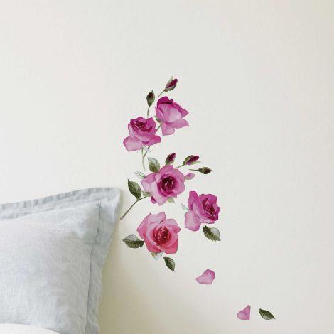 Sticker mural Roses