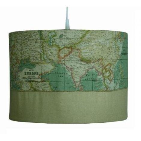Suspension World map