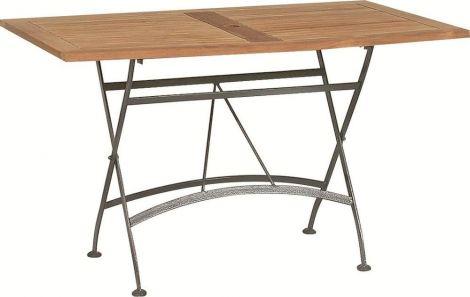Table de jardin Darwin 120x70