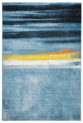 Tapis Gallery Night Sky 200x200 Carré - Blue