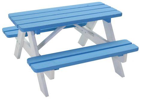 Table de pique-nique Mickey pour enfants – bleu