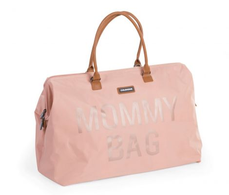 Sac à langer Mommy Bag - rose