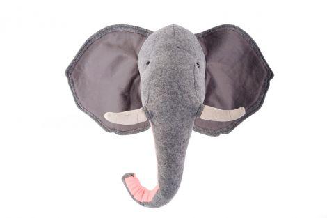 Éléphant en feutre