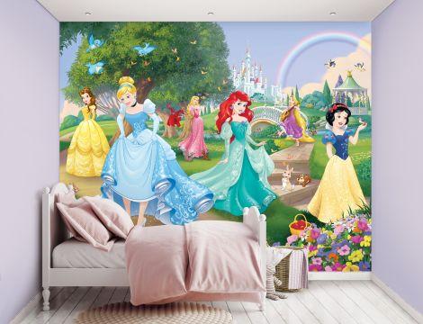 Papier peint Princesses Disney