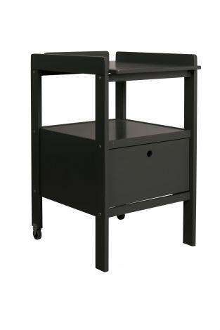 Table à langer Cindy - noir