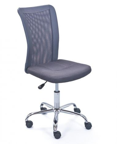 Chaise de bureau Eva - gris