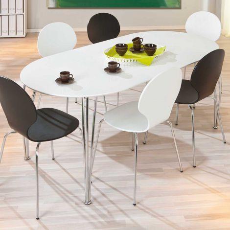 Table à manger extensible Ovali