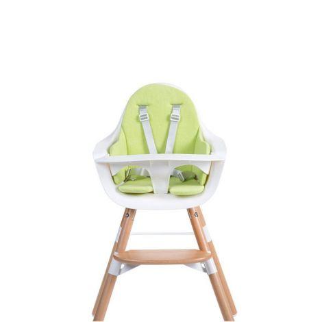Coussin chaise évolutive - citron vert