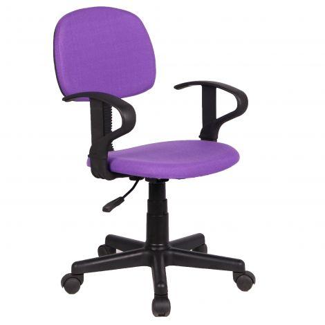 Chaise de bureau Oswald - violet