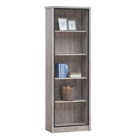 Bibliothèque Sela 70cm - chêne gris